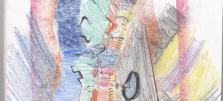 Děti z Arpidy a vymalované obrázky